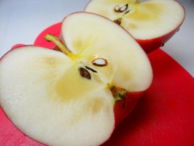 りんごの密