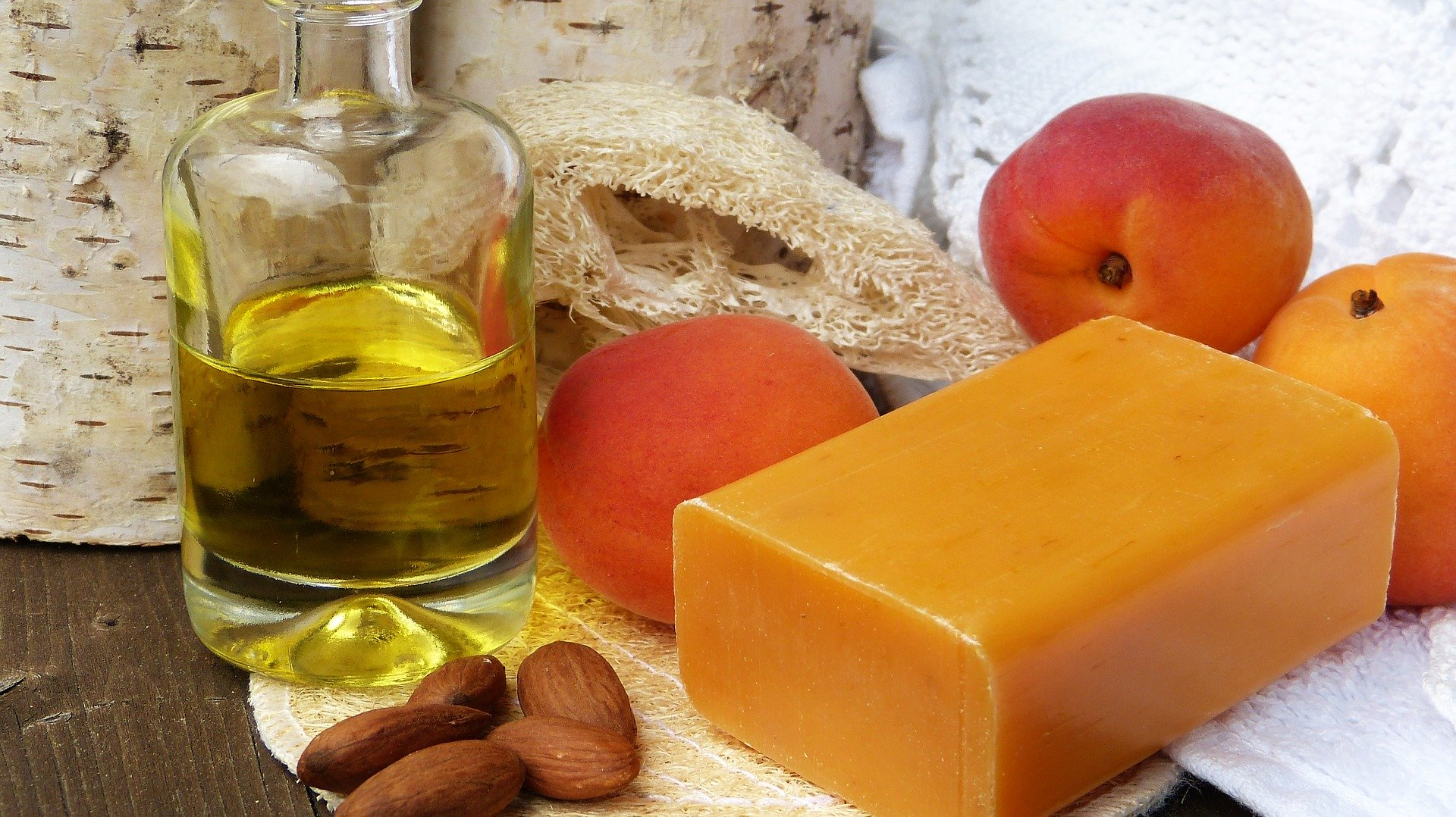 オリーブオイルと有機野菜とチーズ