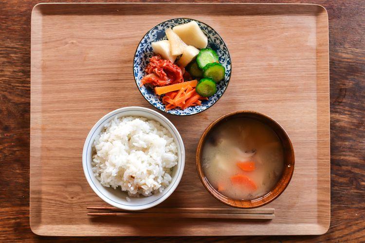 健康的な食事メニュー