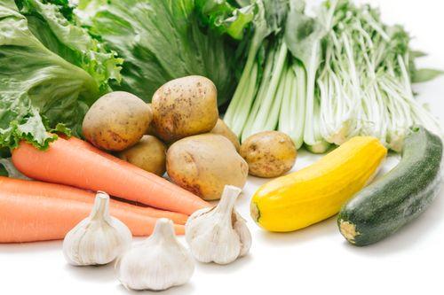 ベジタリアンが好みそうな野菜