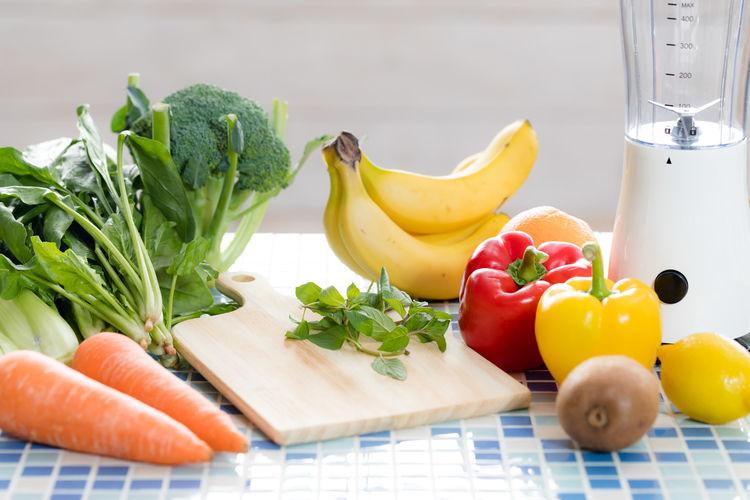 バナナとそのほか野菜