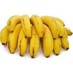 ベジタブルハートのオーガニックバナナ