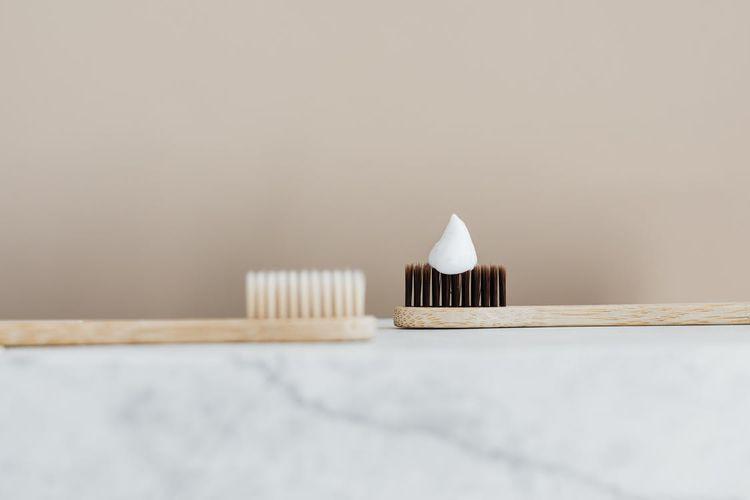 二本の歯ブラシ