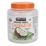カークランドシグネチャーの有機ココナッツオイル