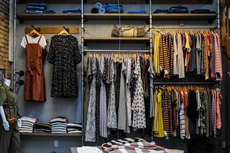 オーガニックのファッションを取り扱うお店