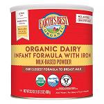 アースズベストのオーガニック粉ミルク