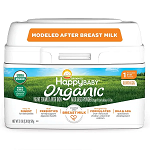 ハッピーファミリーのオーガニック粉ミルク