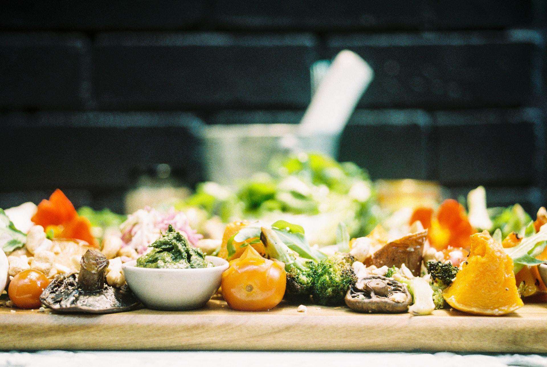 オーガニックな野菜たち