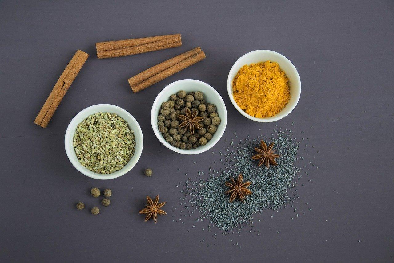 3種類のオーガニック調味料