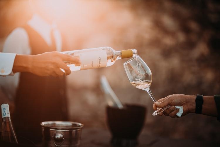 ヴィーガン用のワイン