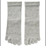 無印良品|足なり直角 5本指靴下