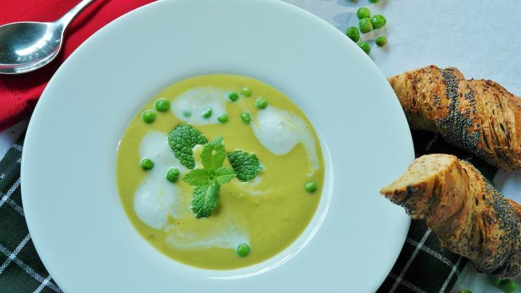 健康的なスープ