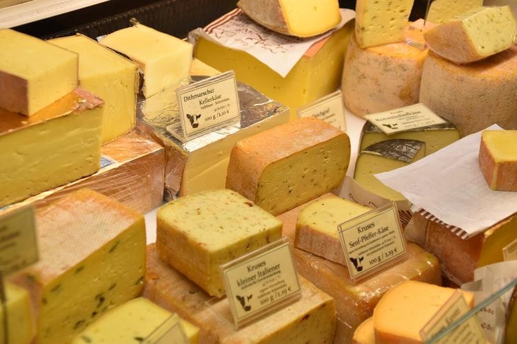 オーガニック チーズとタグ