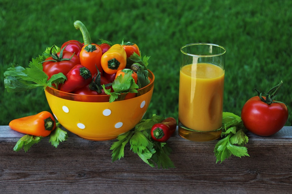 オーガニック野菜ジュースのメリット