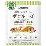 根菜と大豆ミートのボロネーゼ