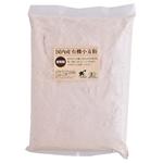 ビオマーケットの国産有機全粒粉大1kg