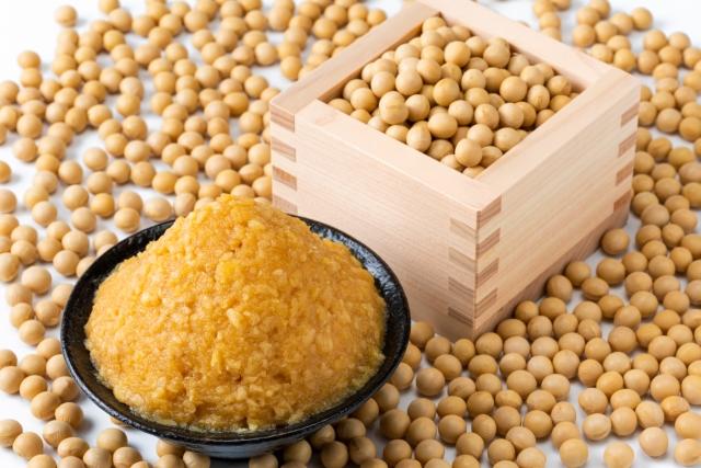 大豆とお味噌