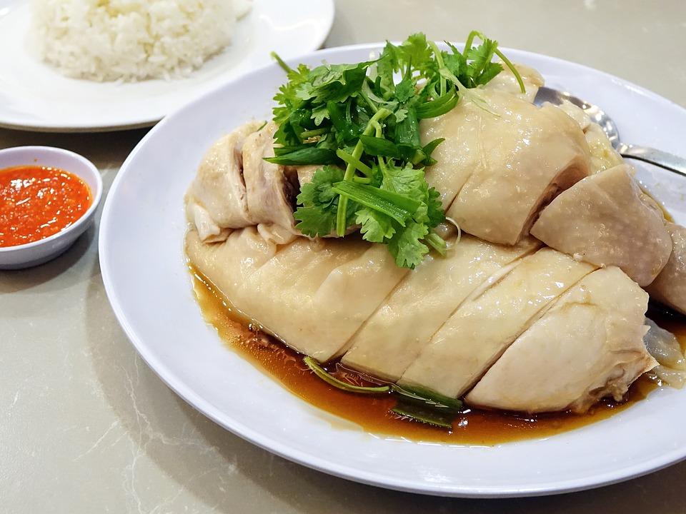 鳥胸肉の料理