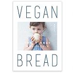 『VEGAN BREAD 白砂糖・卵・乳製品を使わないパンづくり』