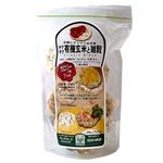 尾田川農園|有機玄米クラッカープラス雑穀 (85g)