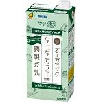 マルサン タニタ カフェ監修 オーガニック 調製豆乳